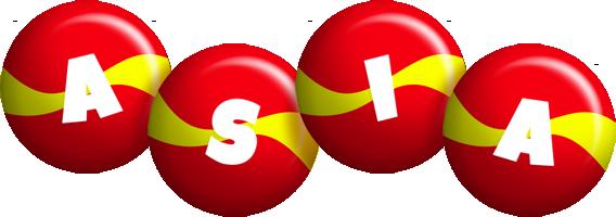 Asia spain logo