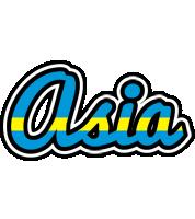 Asia sweden logo