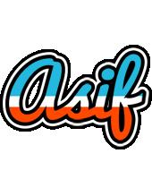 Asif america logo
