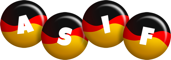 Asif german logo