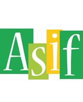 Asif lemonade logo