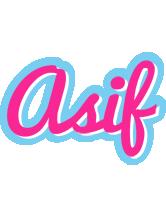 Asif popstar logo