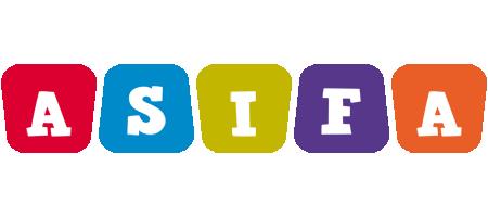 Asifa kiddo logo