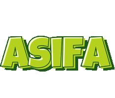 Asifa summer logo