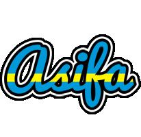 Asifa sweden logo