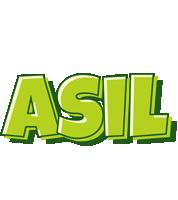 Asil summer logo