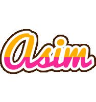 Asim smoothie logo