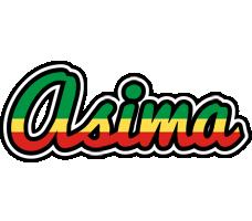 Asima african logo