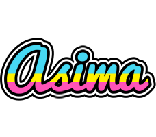 Asima circus logo
