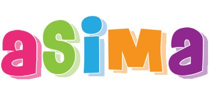 Asima friday logo