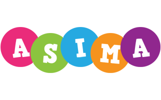 Asima friends logo