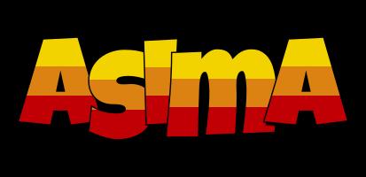 Asima jungle logo