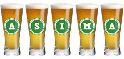 Asima lager logo
