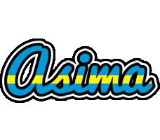 Asima sweden logo