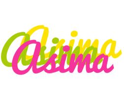 Asima sweets logo
