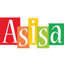 Asisa colors logo
