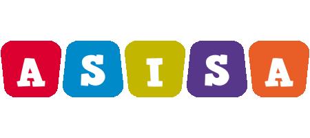Asisa kiddo logo