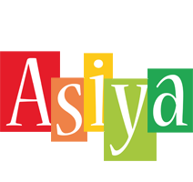 Asiya colors logo