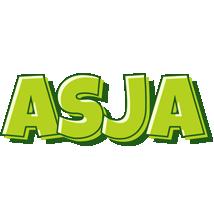 Asja summer logo