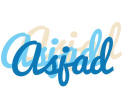 Asjad breeze logo