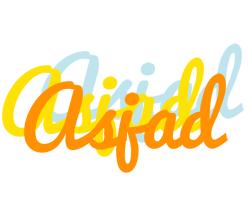 Asjad energy logo