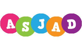 Asjad friends logo