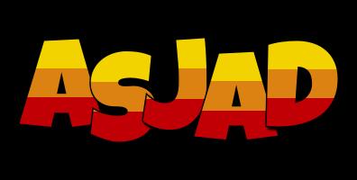 Asjad jungle logo