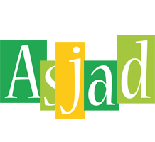 Asjad lemonade logo