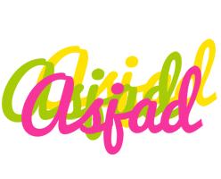 Asjad sweets logo