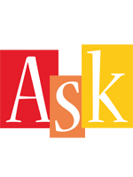 Ask colors logo
