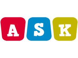 Ask kiddo logo