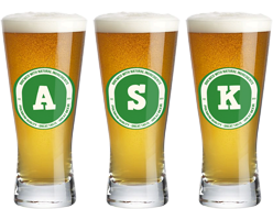 Ask lager logo