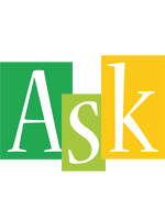 Ask lemonade logo