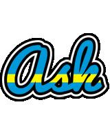 Ask sweden logo