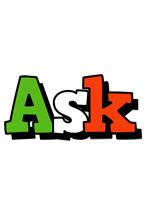 Ask venezia logo