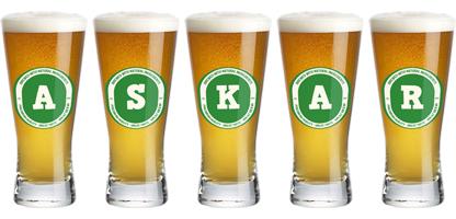 Askar lager logo