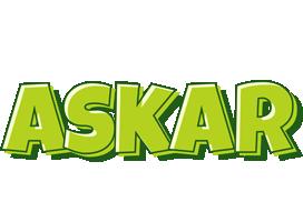 Askar summer logo