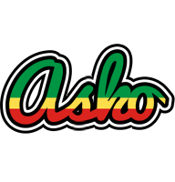 Asko african logo