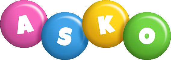 Asko candy logo