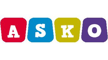 Asko daycare logo