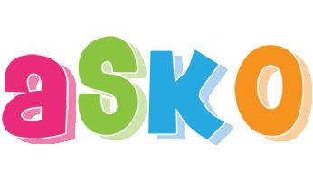 Asko friday logo