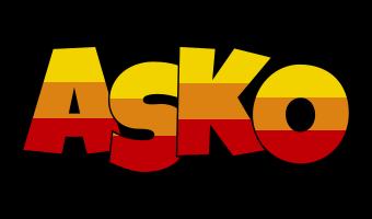 Asko jungle logo