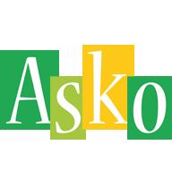 Asko lemonade logo