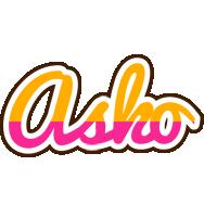 Asko smoothie logo