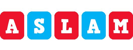 Aslam diesel logo