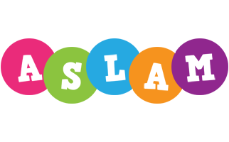 Aslam friends logo