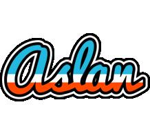 Aslan america logo