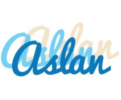 Aslan breeze logo