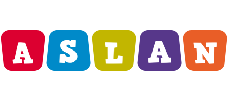 Aslan daycare logo