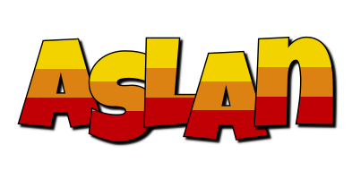 Aslan jungle logo